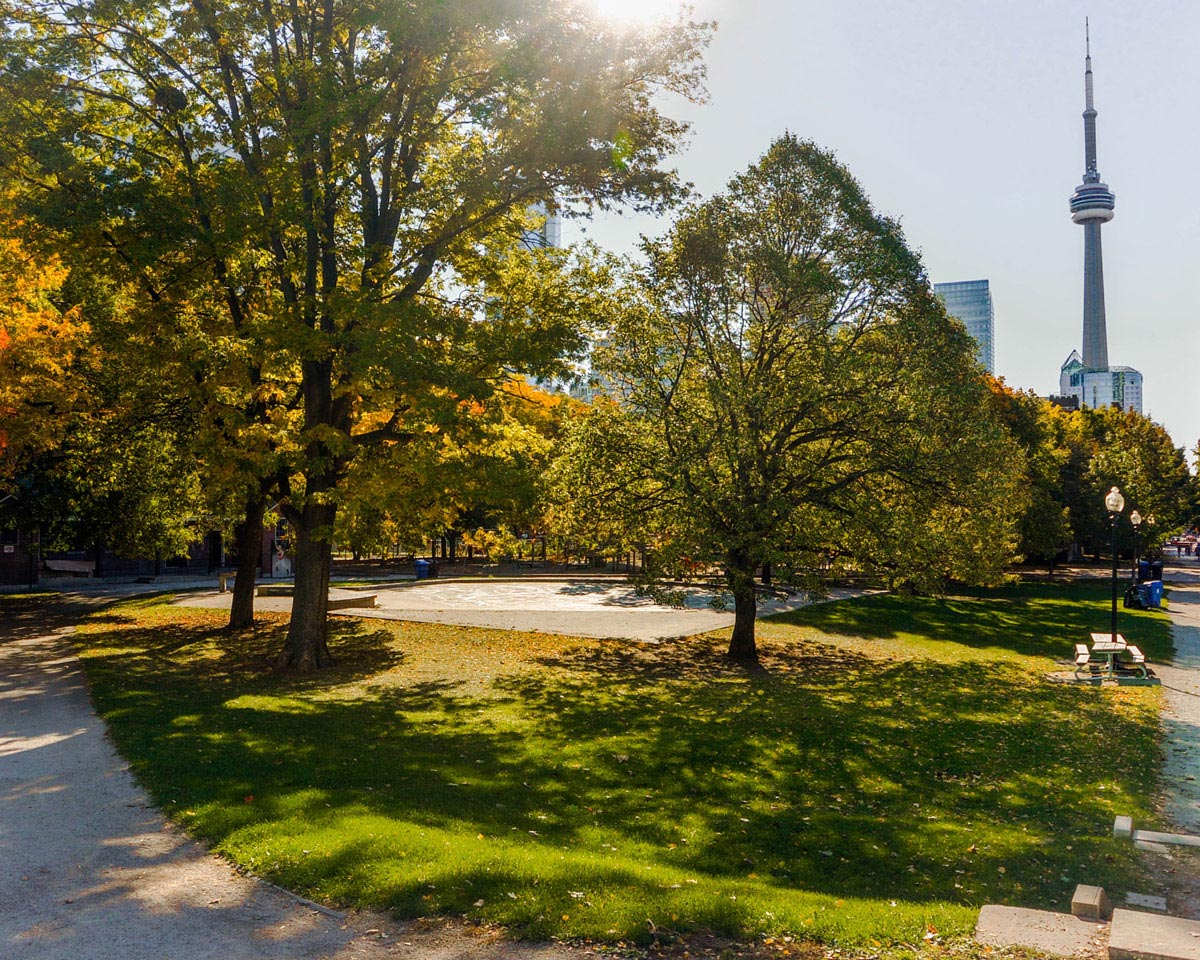 TOcore protecting public spaces in Toronto
