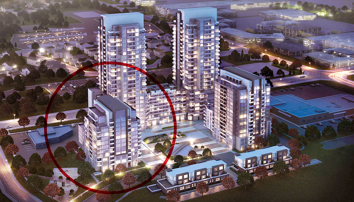 Condo Project at 1151 Markham Road, Scarborough, ON, M1H 2Y5