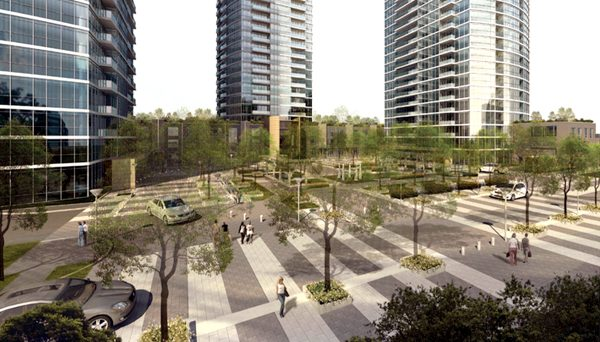 New Condo project at 1 Valhalla Inn Rd, Etobicoke, ON M9B 1S9
