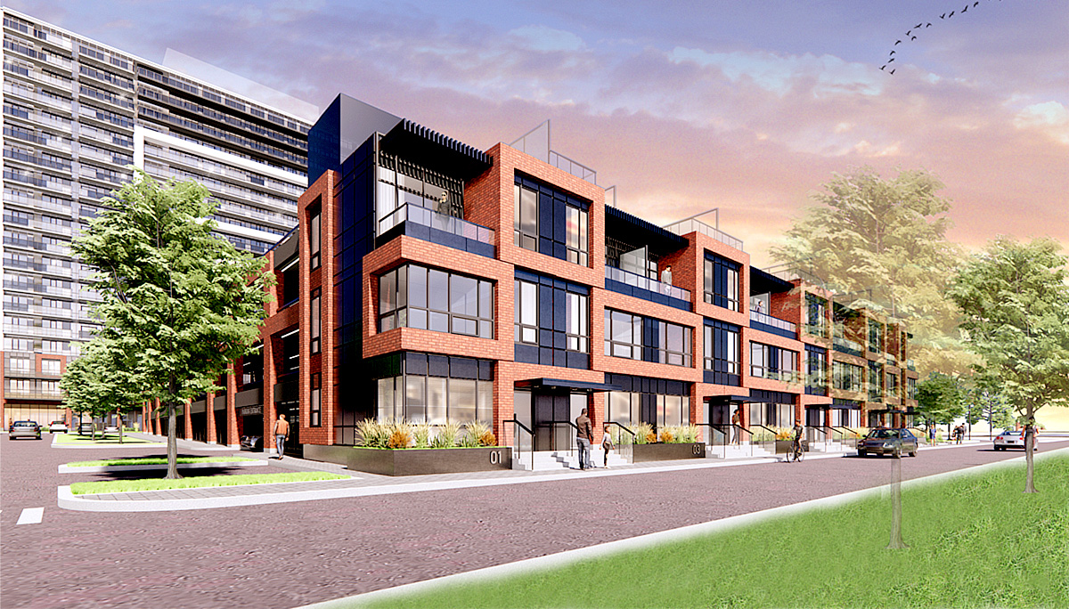 New Condo Project at Simcoe St N & Winchester Rd E, Oshawa, ON L1G 4S4