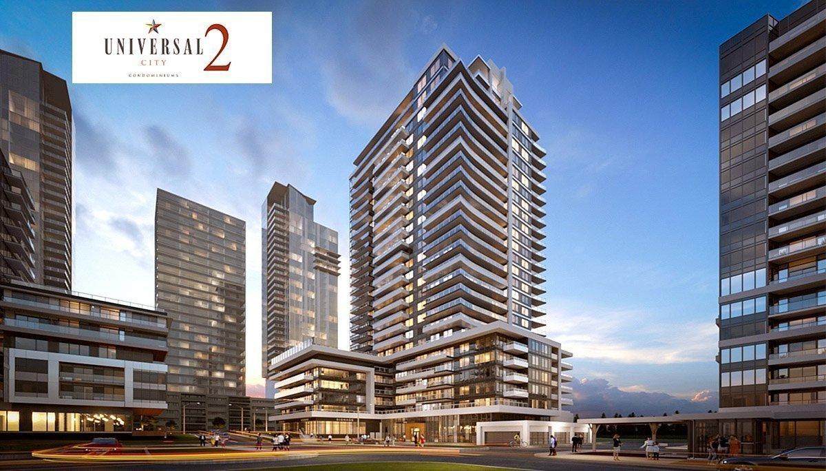 Universal City 2 Condos Platinum Vip Pricing Gta Homes