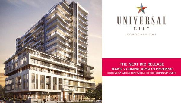 Universal City 2 Condos