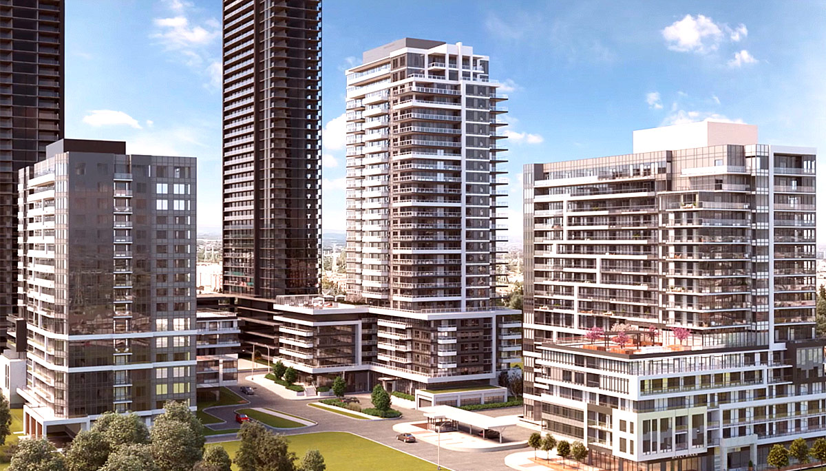 New Condo Project at 1474 Bayly St, Pickering, ON L1W 1L8