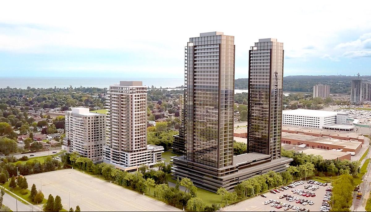 New Condo development at neighbourhood of Bay Ridges in Pickering,