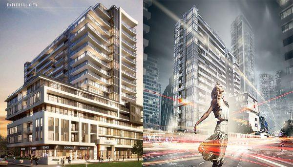 Universal City Master-Planned community by Chestnut Hill Development
