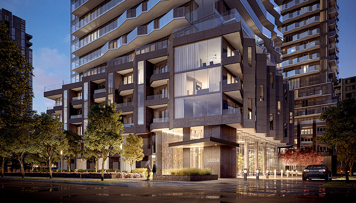 New Condominium Development near Yonge and Eglinton