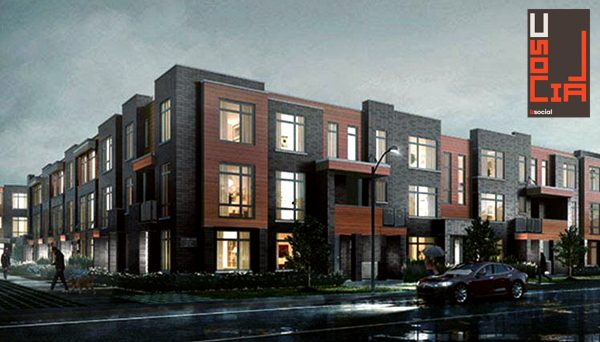 USOCIAL Townhomes