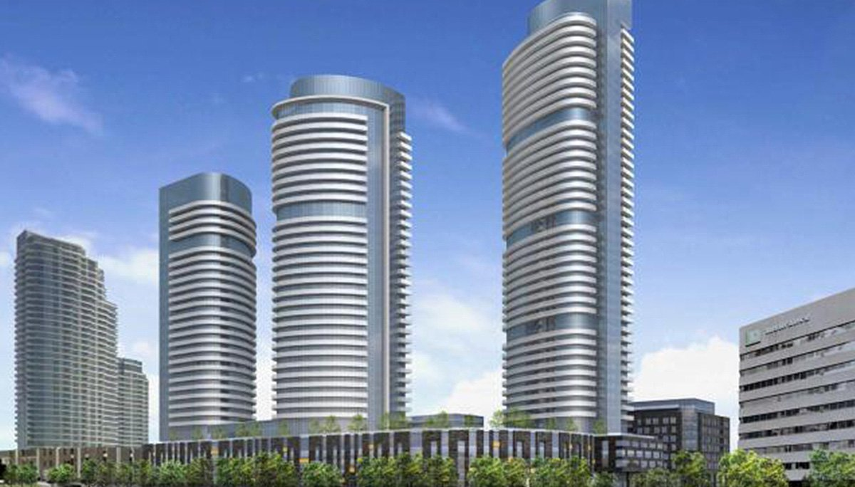 New Condo Project at 2 Gibbs Road, Etobicoke, ON M9B 6L6