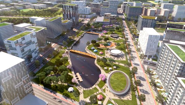 Veraine is a mixed-use master-planned community