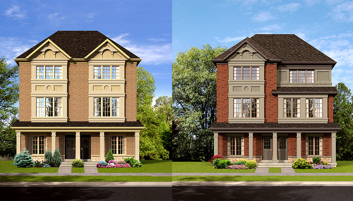New Home Development at 7 Franklin Ave, Scarborough, ON M1C 1N8