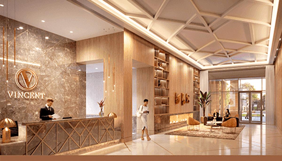 New high-rise mixed-use condominium at Vaughan Metropolitan Centre