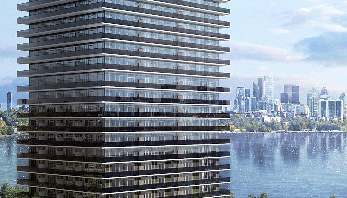 New Condo Project at 2161 Lakeshore Boulevard West, Etobicoke, ON M8W 1R2