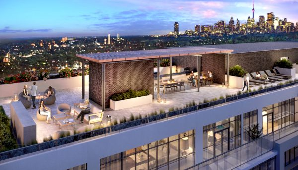 Condo Project at 128 Fairview Mall Dr., North York, ON, M2J 4T1