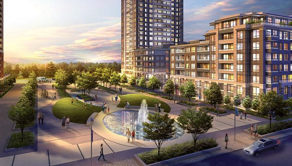 New Condos Near Warden and Highway 7 Intersection