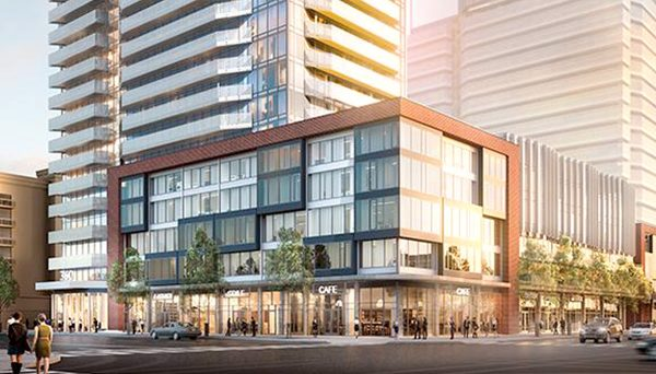New condo Project at 360 City Centre Dr., Mississauga, ON L5B 2N5