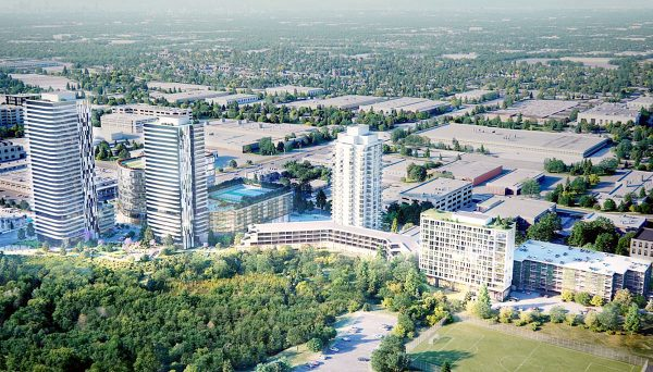 New condo project proposed for North York's Don Mills neighbourhood