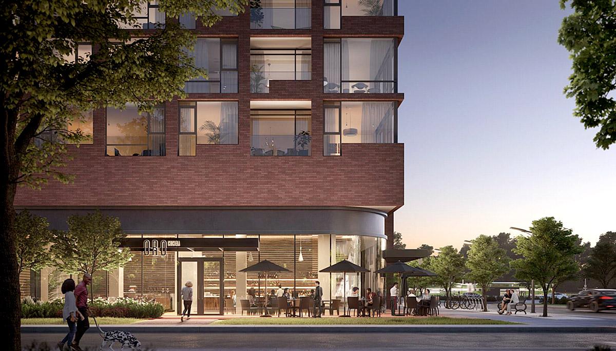New Waterfrond Condominium in Mississauga