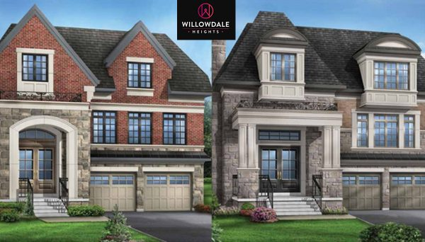 Willowdale Heights Detached Homes