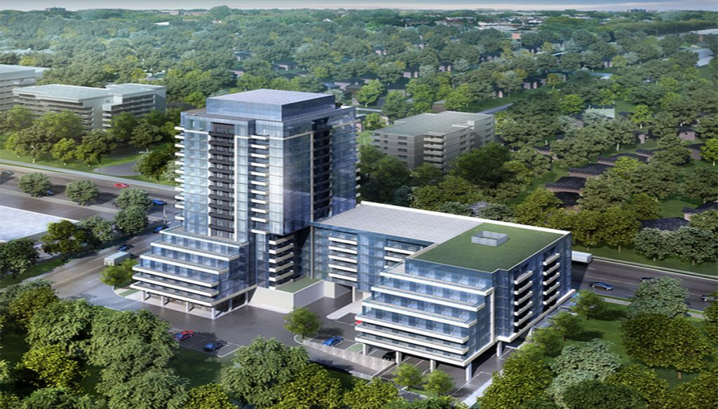 New Condo Project at 3015 Sheppard Ave E, Scarborough, ON M1T