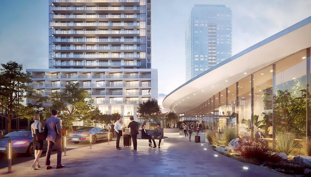 New Condo Project at 175 Wynford Dr, North York, ON M3C 1J3