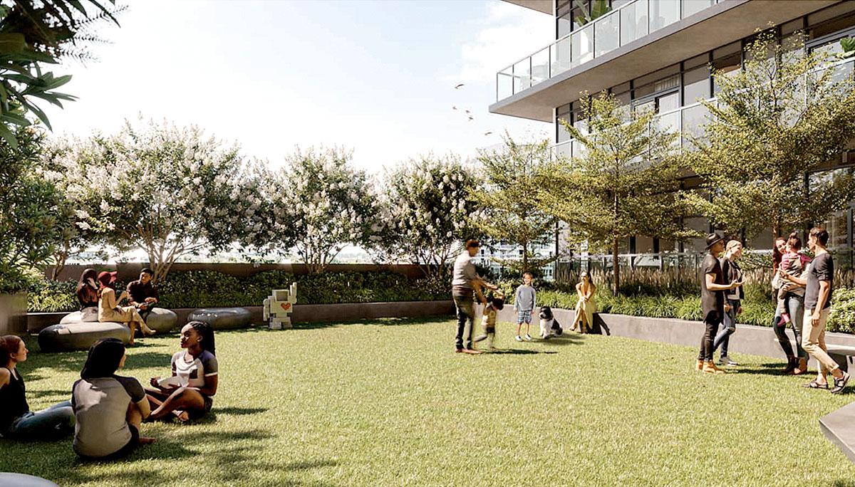 New condo development at 1182 King St W E, Toronto, ON M6K 1E6