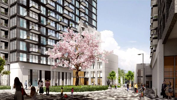 New Condos Near Yonge and 16th Intersection
