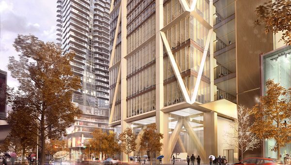 New Condos Near Yonge and Bloor Intersection