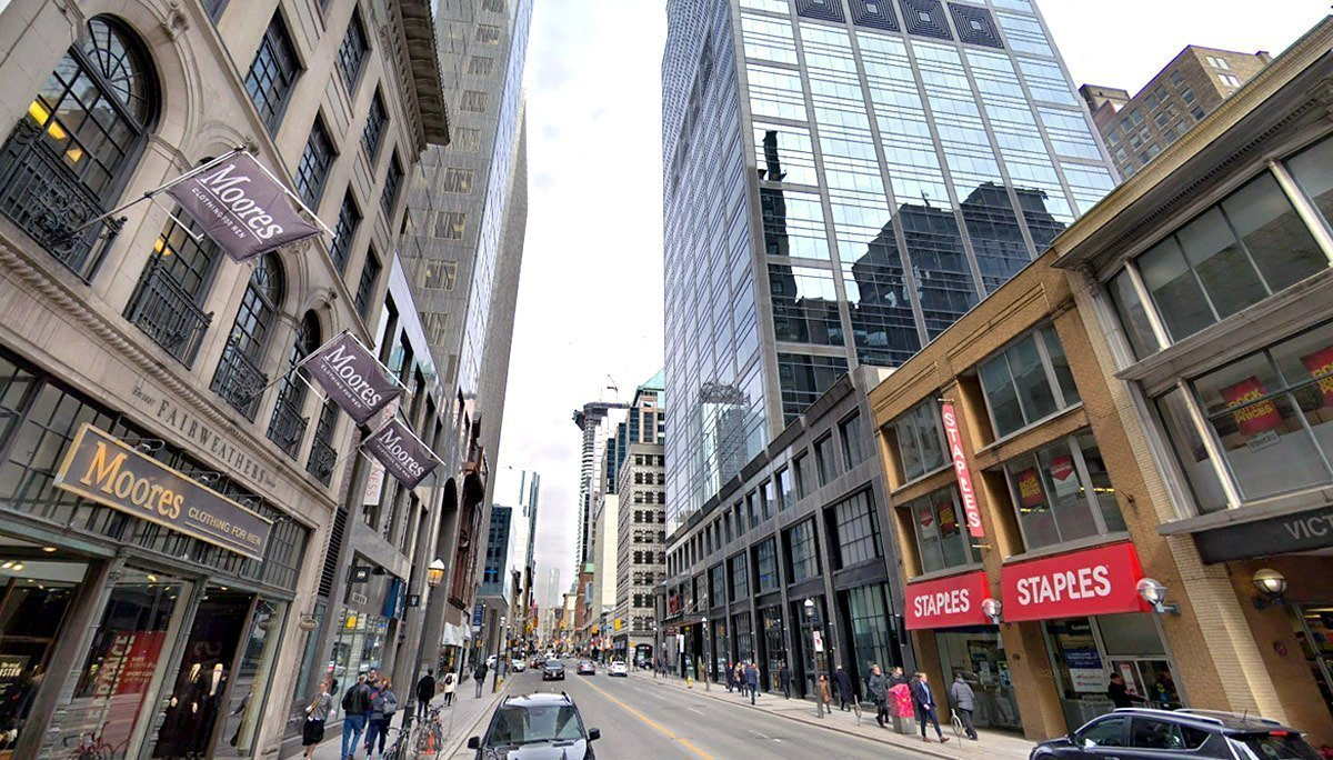 New Condos Near Yonge and King Intersection
