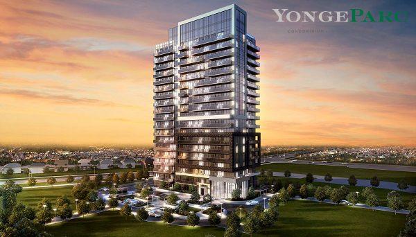 YongeParc Condos By Pemberton