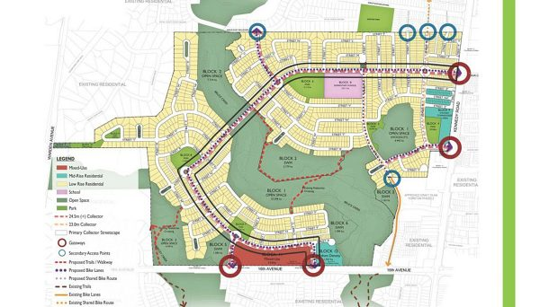 York Downs Master-Planned Community