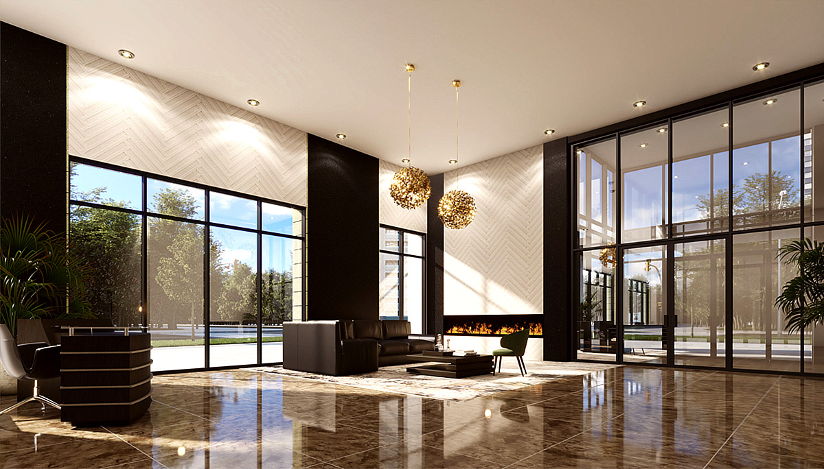 New Condo project at 2839 Jane Street, North York, ON M3N 2J5