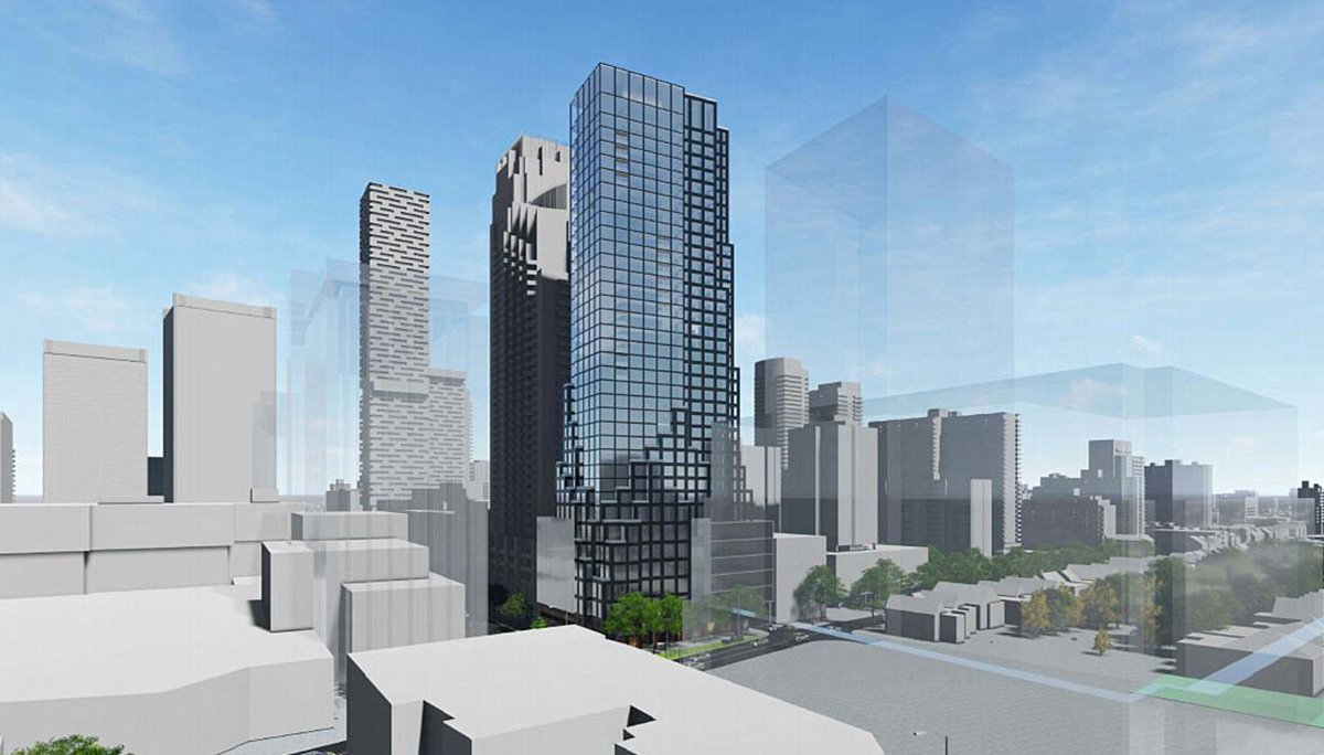New Condo Project at 2161 Yonge St, Toronto, ON M4S 3A6